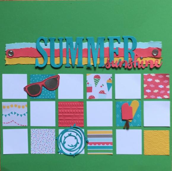 Summer Layout