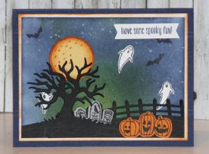 Spooky Fun Halloween Scene Edgelits